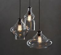 McCarthy 3-Light Glass Pendant | Pottery Barn