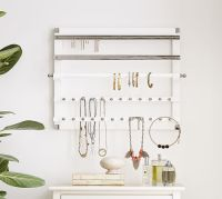 Wall-Mounted Jewelry Hanger | Pottery Barn