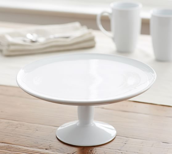 Great White Cake Stand