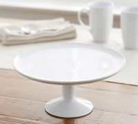 Great White Cake Stand | Pottery Barn