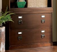 pottery barn file cabinets white  Roselawnlutheran