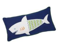 Shark Lumbar Pillow | Pottery Barn Kids