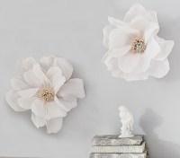 Crepe Paper Flower Decor Set of 2 | Pottery Barn Kids