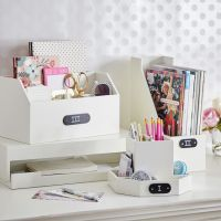 Wooden Desk Accessories | PBteen