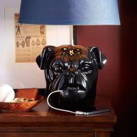 Underbite Bulldog Lamp Base | PBteen