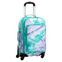 Jet-Set Cool Tie-Dye Carry-On Spinner | PBteen