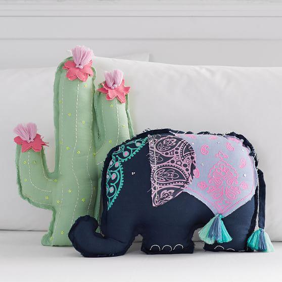 Tassel Shaped Pillows