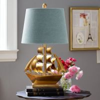 The Emily & Meritt Pirate Ship Table Lamp | PBteen