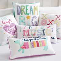 Inspiration Pillow Covers | PBteen