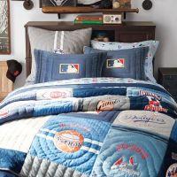 MLB Cooperstown Sheet Set