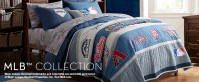 Baseball Bedding & MLB Bedding | PBteen