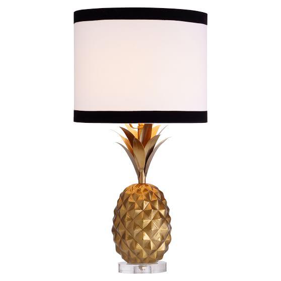 The Emily & Meritt Pineapple Table Lamp
