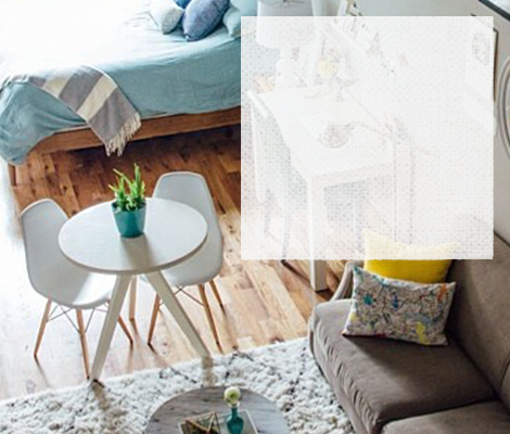 Furniture For Small Spaces | West Elm