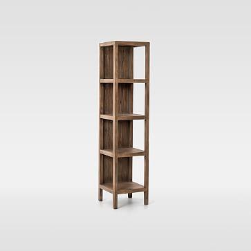 Cabin Narrow Bookcase West Elm