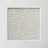 Handmade Paper Wall Art - White | west elm