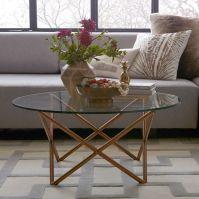 Metal Spindle Coffee Table | west elm