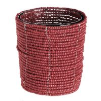 Beaded Candle Holders   west elm