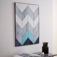 Pieced Glass Wall Art | west elm