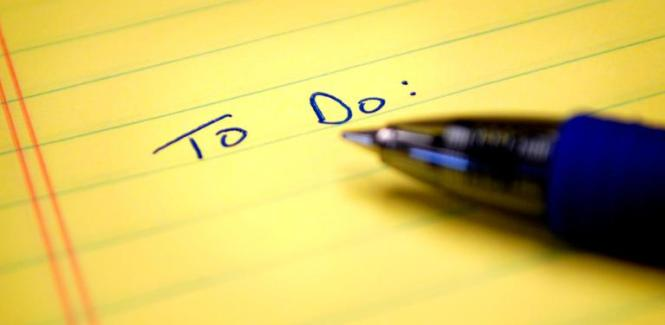 Stop Making To Do Lists RKA ink Web Design with Heart