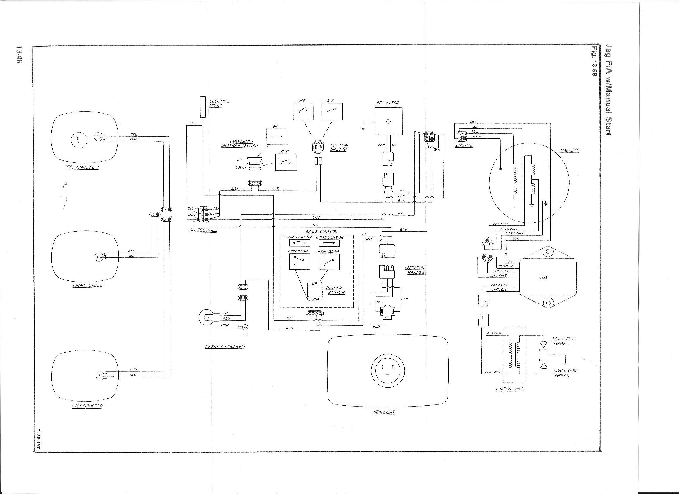 mtd wiring diagrams for 01919