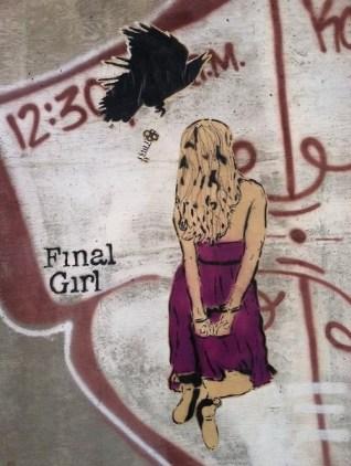 Final Girl (Prison Orange)