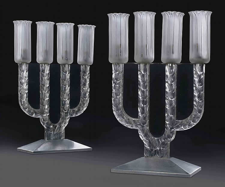 Lalique Candle Holders Best Image Of Candle Msimagesco