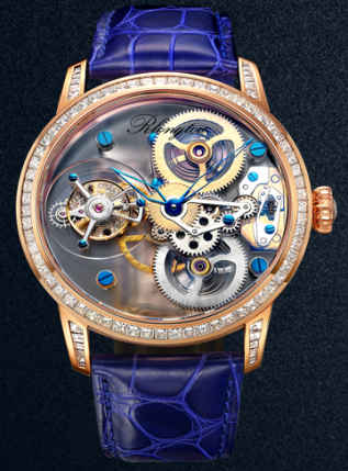 Horloges   Tourbillon