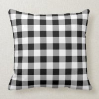 Buffalo Plaid Pillows - Buffalo Plaid Throw Pillows | Zazzle
