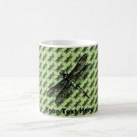 Dragonfly Coffee & Travel Mugs   Zazzle Canada