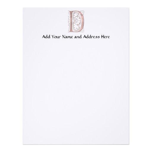 fancy letter paper - Onwebioinnovate