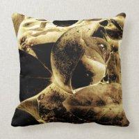 Death Pillows - Death Throw Pillows | Zazzle