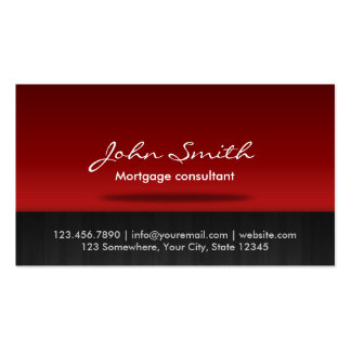 Mortgage Broker Business Cards and Business Card Templates | Zazzle Canada