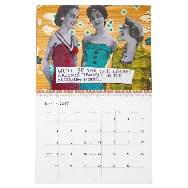 Calendar Girl Calendar Girls 2003 Imdb 2017 Calendar Filled With Bad Girl Art Zazzle