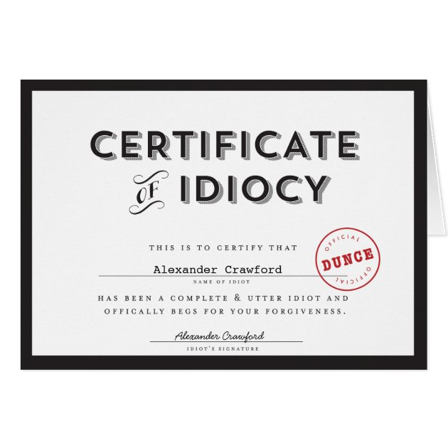 apology card - Maggilocustdesign
