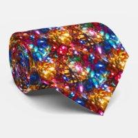 Christmas Lights Neckties - Christmas Lights Ties | Zazzle ...