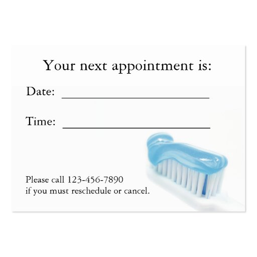 Appointment Slip Template Doctor Excuse Template For School Free - sample appointment card template