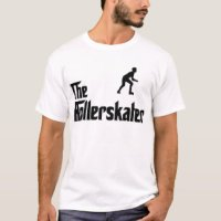 Roller Skating T-Shirts & Shirt Designs   Zazzle UK