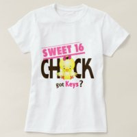 Sweet 16 T-Shirts & Shirt Designs | Zazzle UK