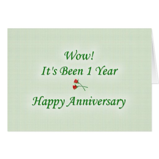 happy anniversary card template