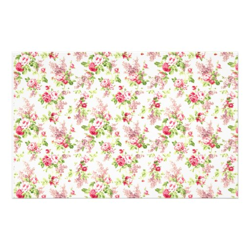 flower stationery paper - Apmayssconstruction