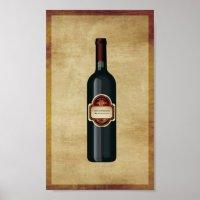 Wine Bottle Wall Art | www.imgkid.com - The Image Kid Has It!