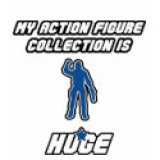 T-Shirts & Gifts For Geeks - My Action Figure Collection Is Huge