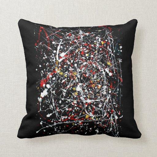 """Art Throw Pillow 16"""" x 16"""""""