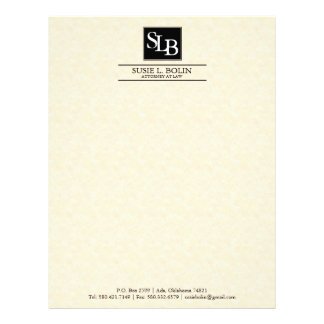 Lawyer Approved Advice On How To Write A Breach Of Attorney At Law Letterhead Zazzle