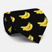 Bananas Tie   Zazzle