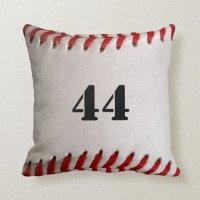 Baseball Sports Pillows   Zazzle