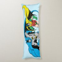 Batman & Robin Body Pillow