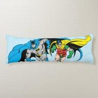 Batman & Robin Body Pillow | Zazzle