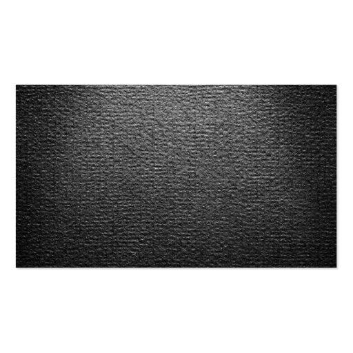 Black background Business Card Templates - Page2 BizCardStudio