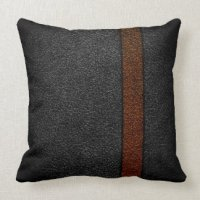Brown Gray Pillows - Decorative & Throw Pillows | Zazzle